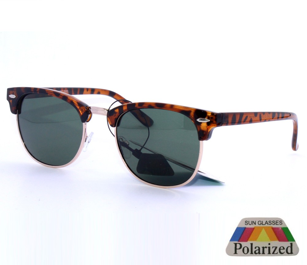 Fashion Metal Polarized Sunglasses PM6101