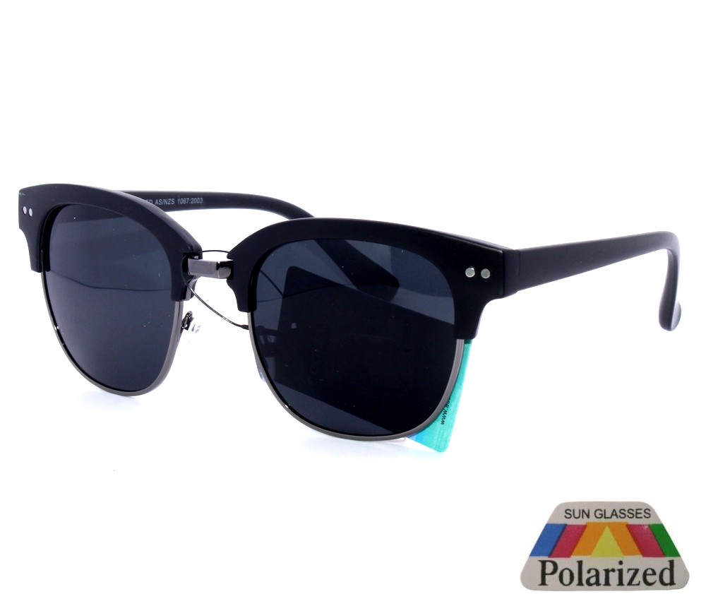 Fashion Metal Polarized Sunglasses PM6102
