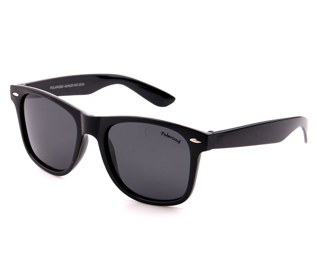 Black Polarized Sunglasses PP1068