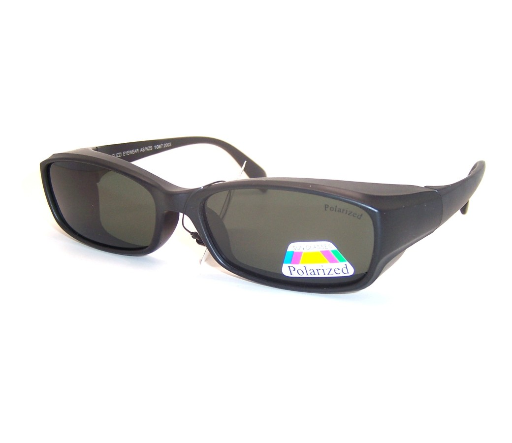 GUZZI Polarized Fitcover Sunglasses PP5070