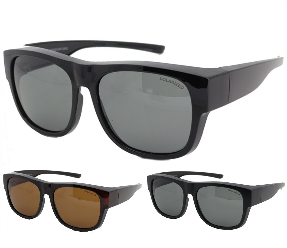 Polarized Fitcover Sunglasses PPF6001D
