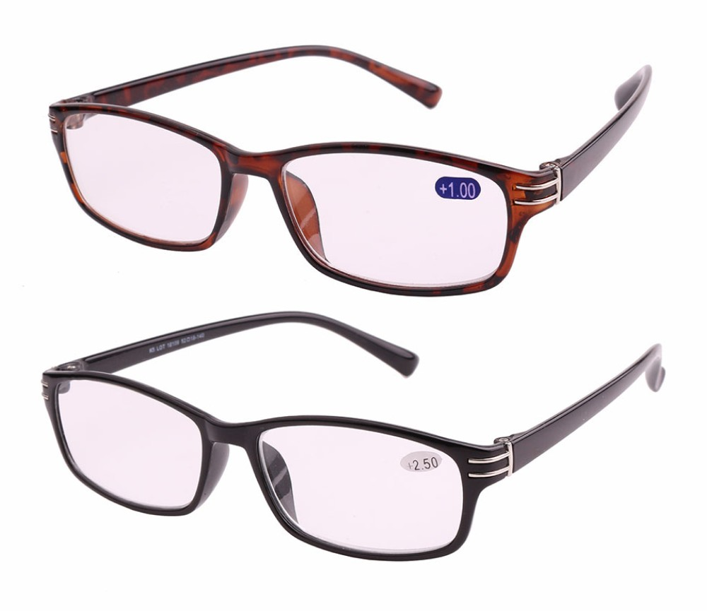 Fashion Reading Glasses Plastic Frame PAT0662357