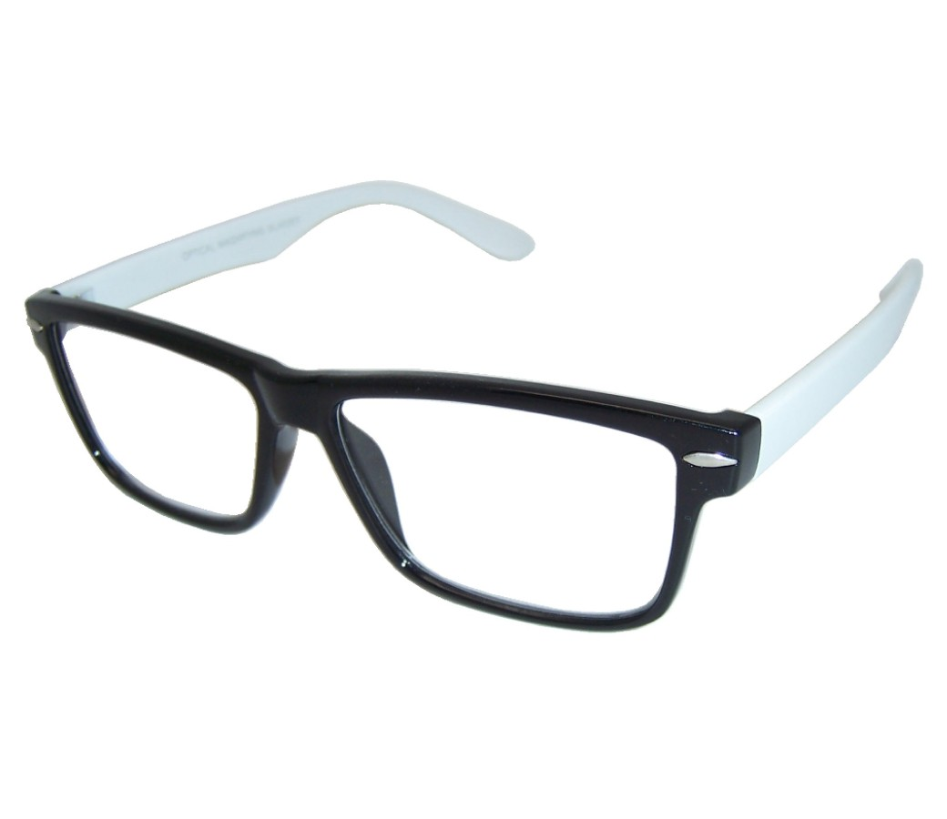 clear lens reading glasses r9046