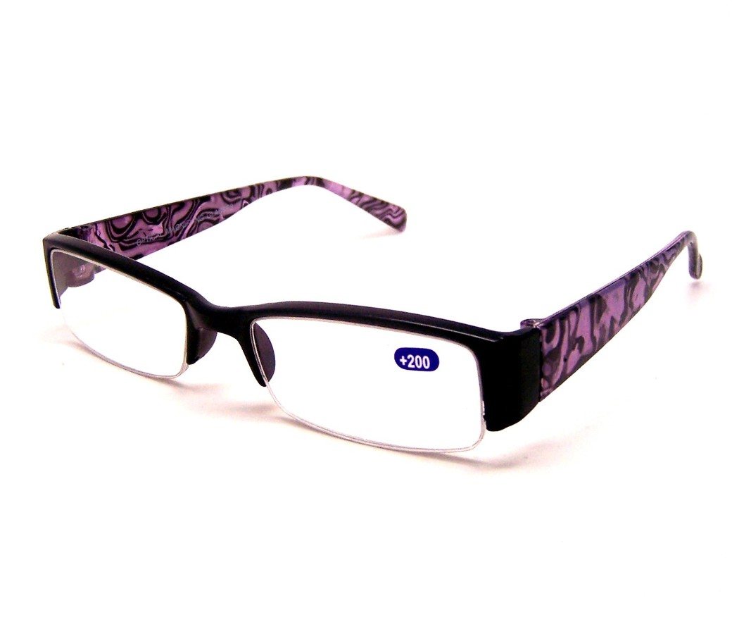 Fashion Reading Glasses Plastic Frame R9064 [R9064] - AUUSD4 ...