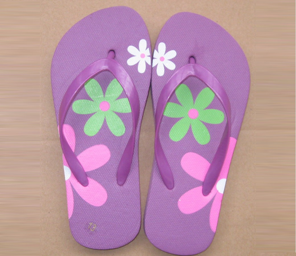 Kids Sandals - Flowers SLP-K407