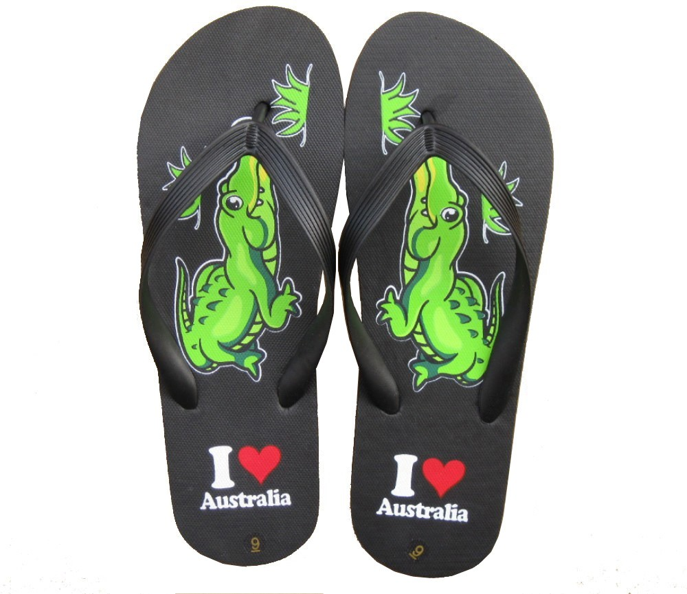 Beach Sandals Mens (Crocdile) SLP-M234