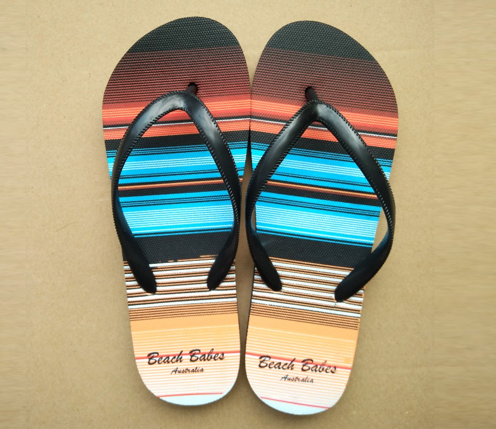 Beach Sandals Ladies - Rainbow SLP-W332