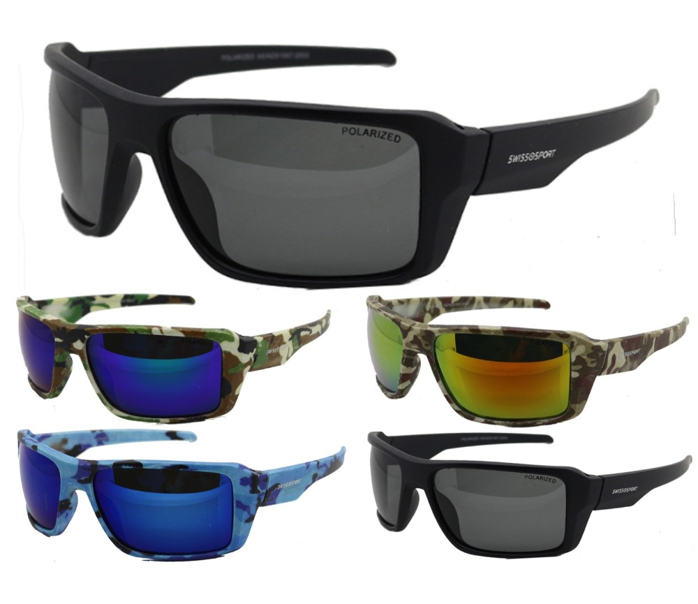 Swisssport Tinted Lens Polarized Sunglasses SWP292
