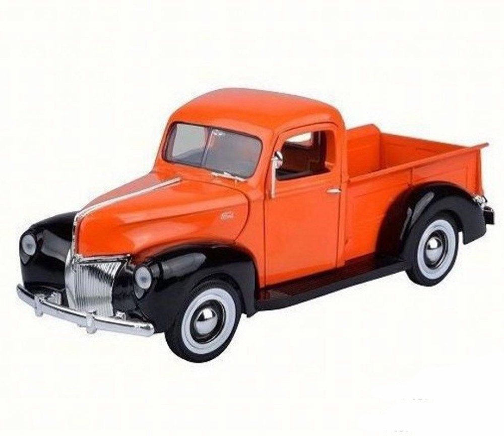 1:18 1940 Ford Pick Up (Orange) MM73170OR