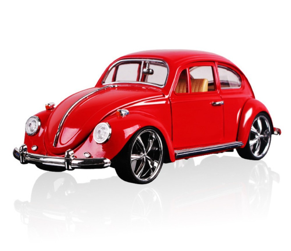 1:18 VW Classic Beettle Red MZ2010-RD