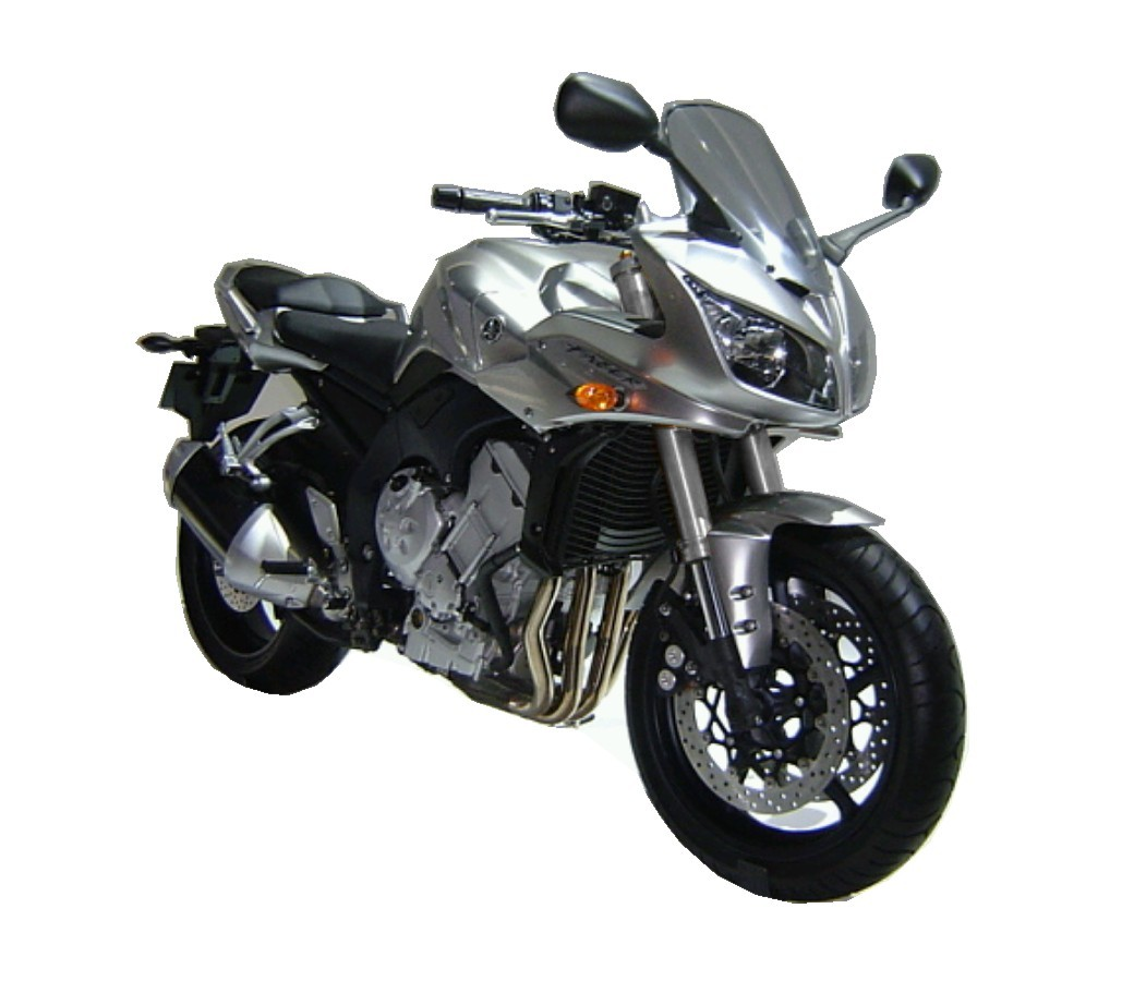 2006 Yamaha FZ-1 1:18 Die Cast Bike MMM444