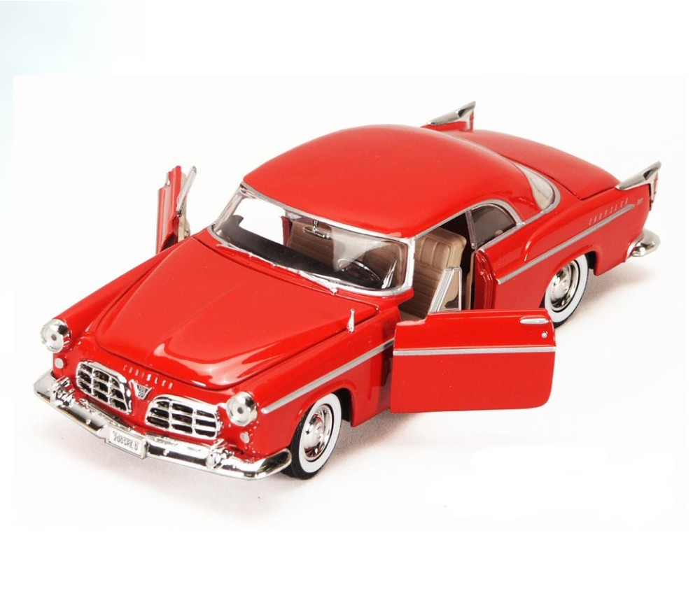 1:24 1955 Chrysler C300 - (Red) MM73302RD