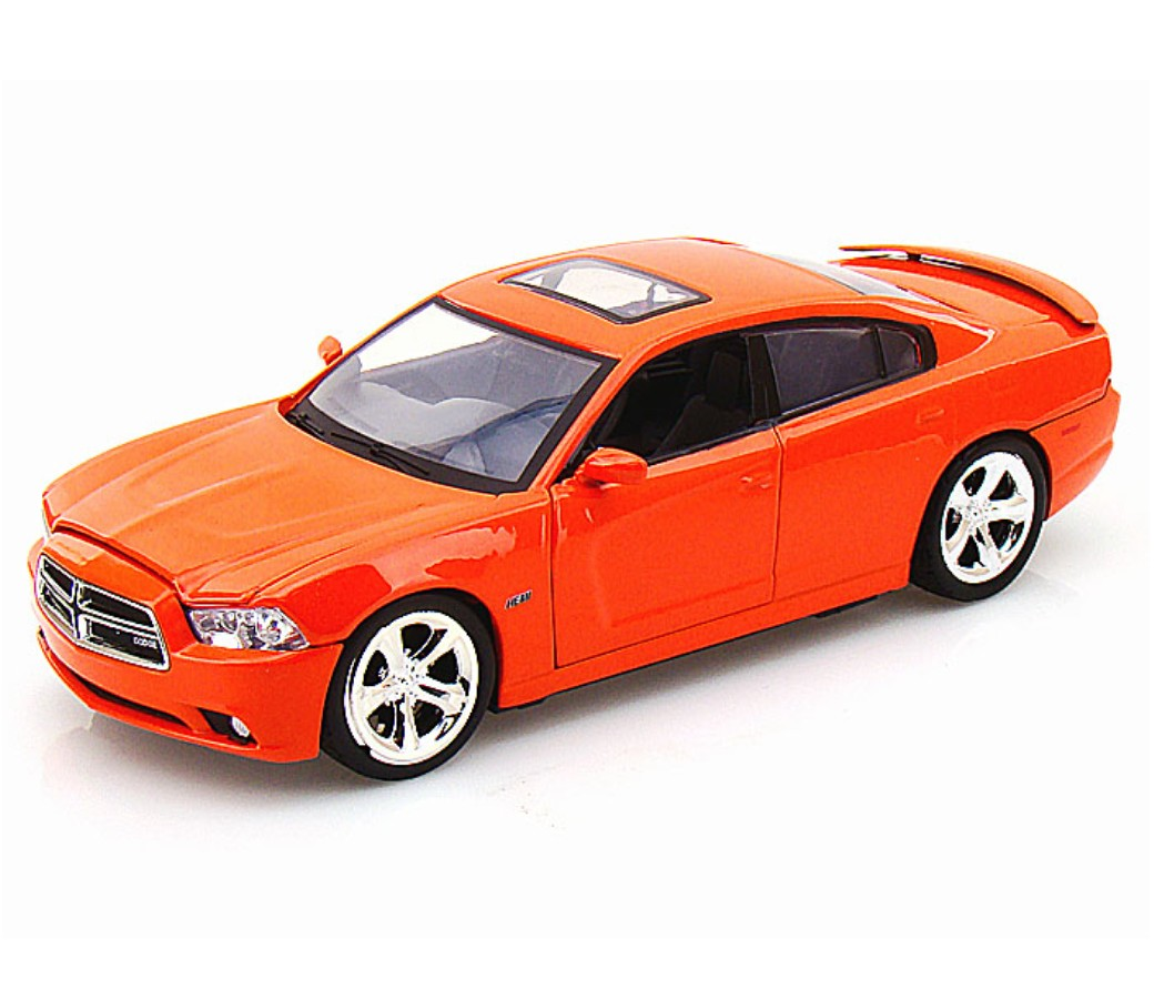 Dodge Charger R/T 2011 - 1:24 (Orange) MM73354OR