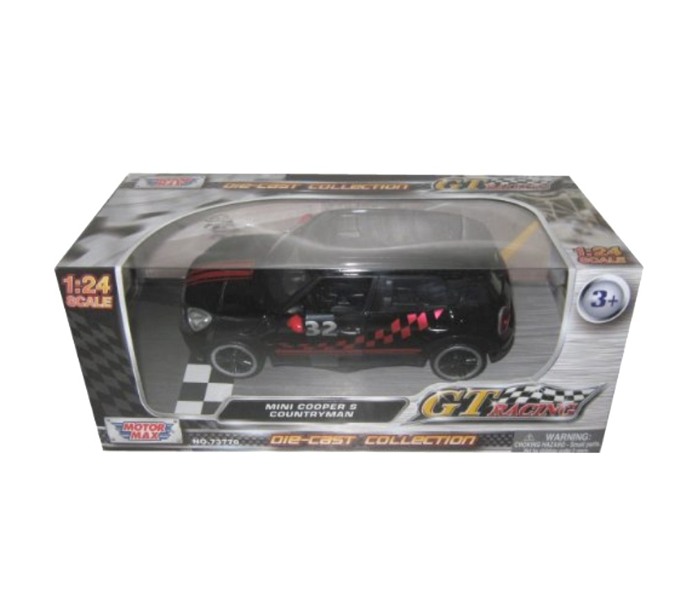 1:24 GT Racing Mini Cooper S Countryman MM73773