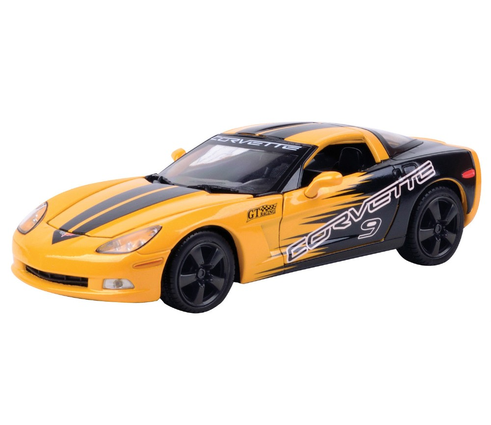 1:24 GT Racing 2005 Corvette C6 MM73774