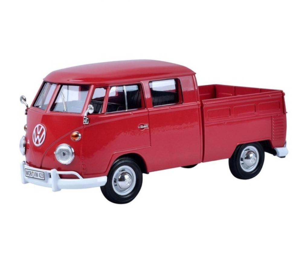 1:24 VW Type 2 (T1) Pick Up (Wax Red) MM79343WR