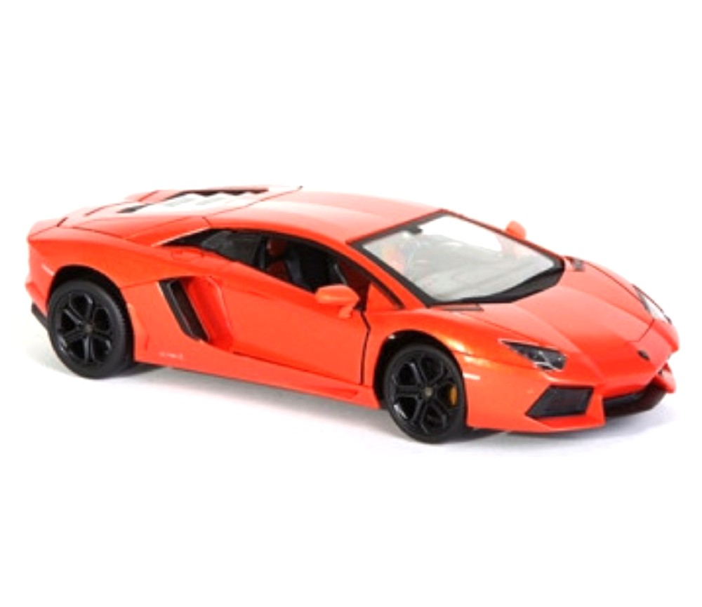 1:24 Lamborghini LP670 Orange Colour MZ26021A-OR