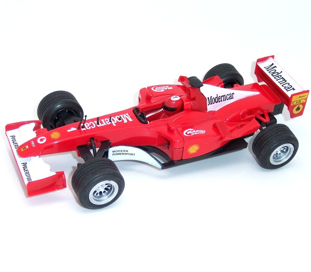 Formula1 F1 Racing Cars 1:32 Diecast Model DC-23022W