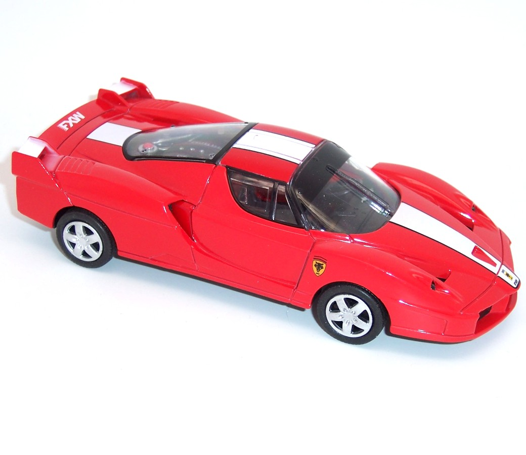 Assorted Cars with Sound and Light 1:30 Diecast Model DC-23040S