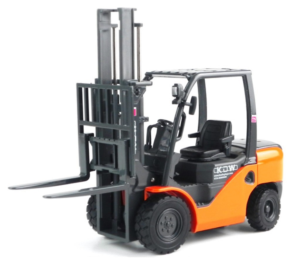 Forklift Truck 1:20 Heavy Die cast Model KDW625039W
