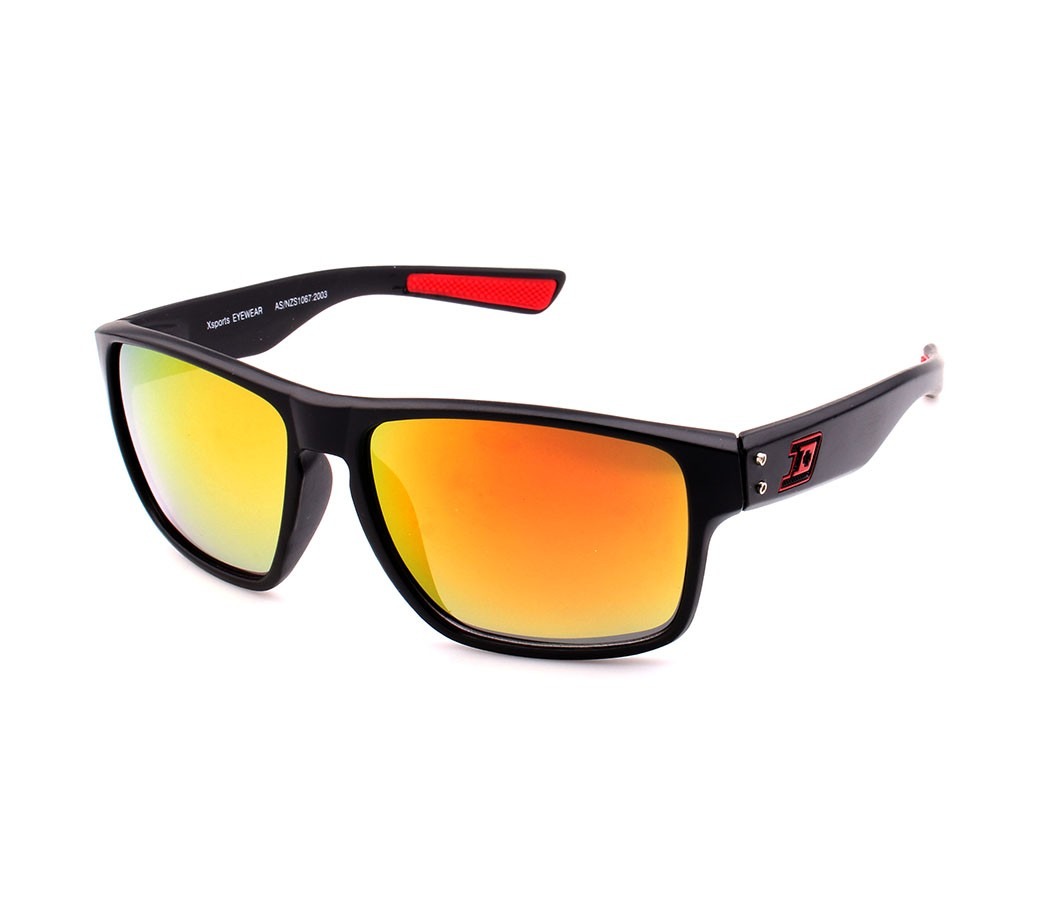 Xsports Sunglasses (Sports Gold) XS1248