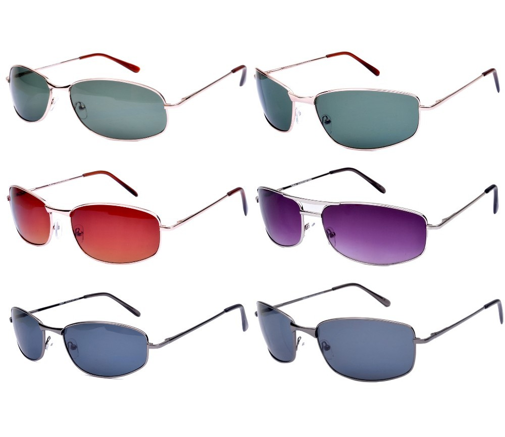 Xsports Metal Frame Dark Lens Sunglasses Sample Pack
